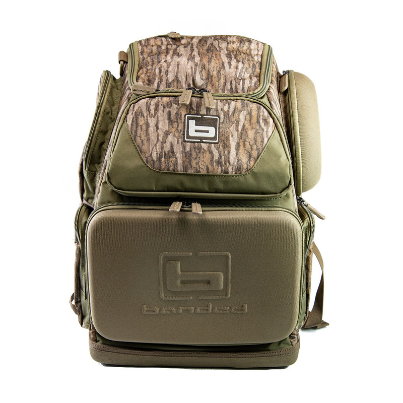 Banded Air Hard Shell Backpack in Mossy Oak Bottomland Color