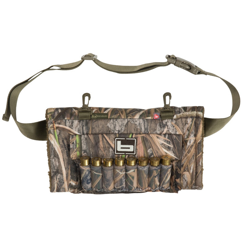 Banded Soft Shell Handwarmer with Primaloft in Mossy Oak Blades Habitat Color