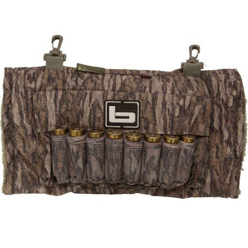Banded Soft Shell Handwarmer with Primaloft in Mossy Oak Bottomland Color