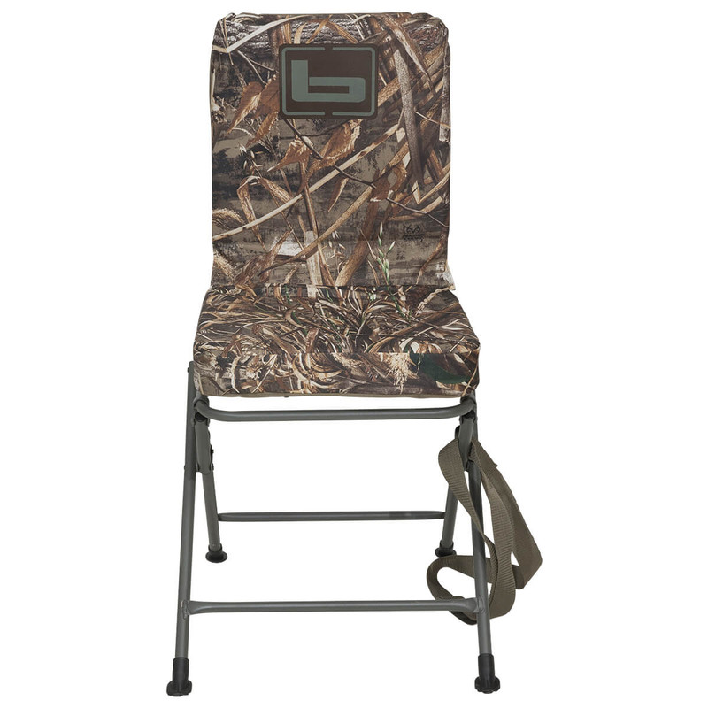 Banded Swivel Blind Chair in Realtree Max 5 Color