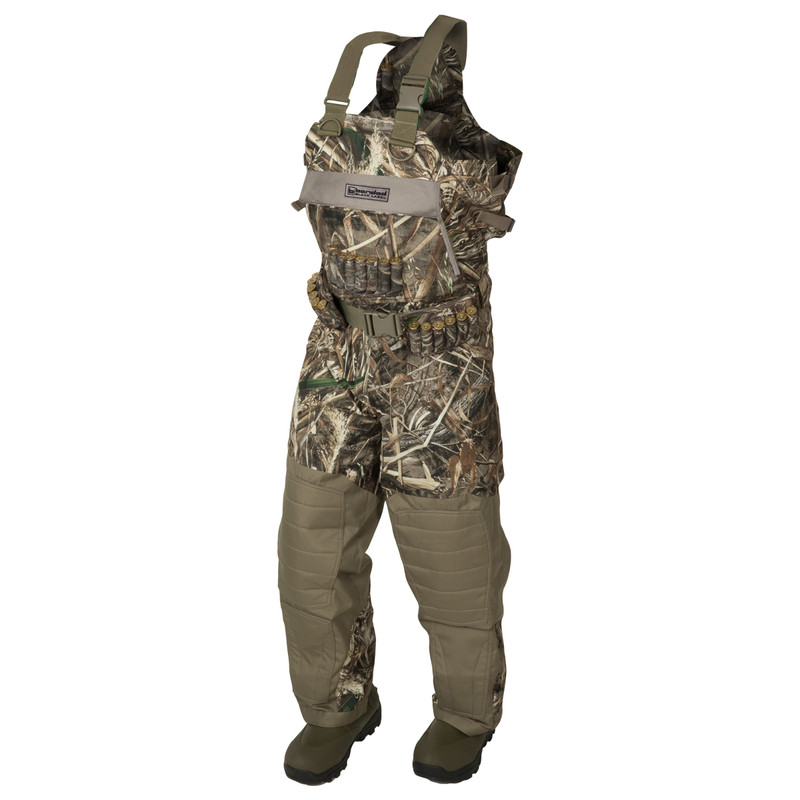 Banded Black Label Insulated Breathable Wader in Realtree Max 5 Color