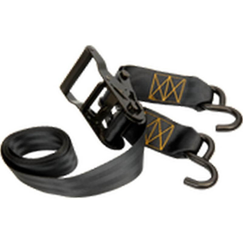"Big Game Heavy Duty 6"" Ratchet Strap"