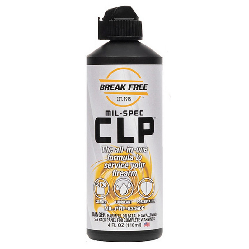 Breakfree CLP410 CLP Cleaner Lubricant - 4 Ounce