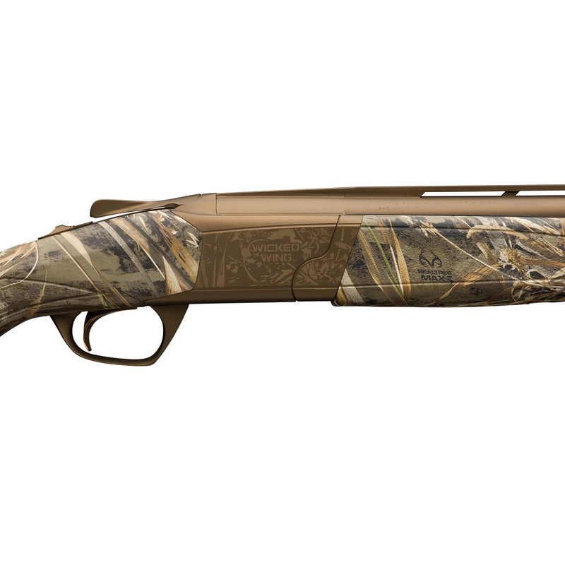 "Browning 018717203 Cynergy Wicked Wing 12 Ga 3.5"" 30"" Max5/Bronze"