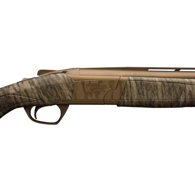 "Browning 018719203 Cynergy Wicked Wing 12 Ga 3.5"" 30"" MOBL/Bronze"