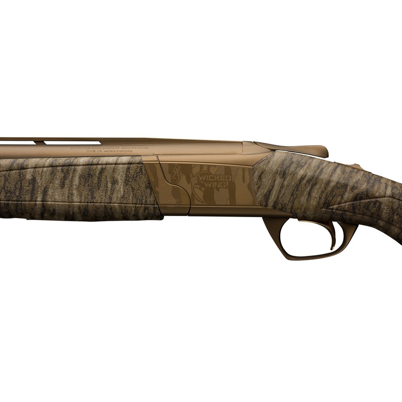 "Browning 018719205 Cynergy Wicked Wing 12 Ga 3.5"" 26"" MOBL/Bronze"