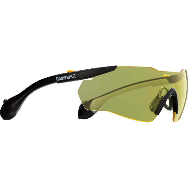 Browning Sound Shield Medium Shooting Glasses - Yellow