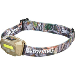 Browning 3713030 Night Gig Headlamp - FDE