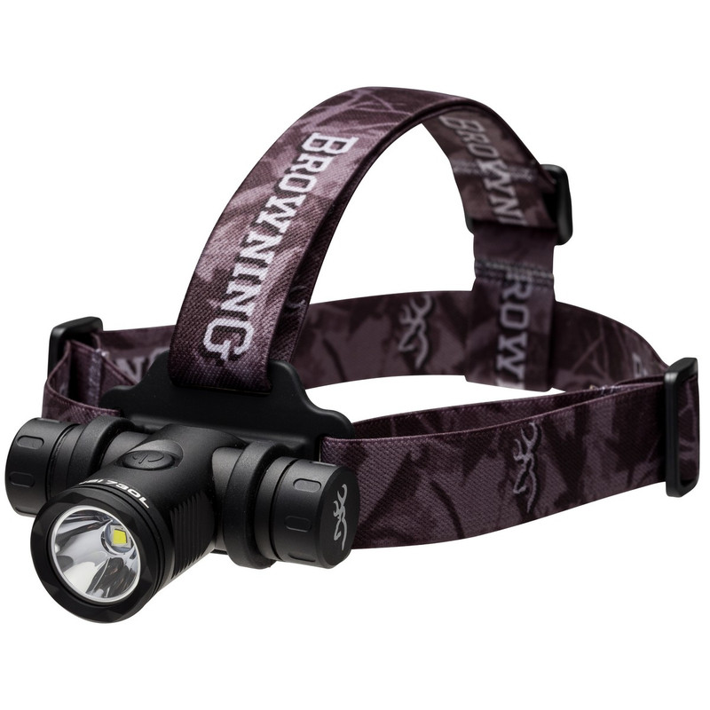 Browning 3713340 Blackout 6V Headlamp