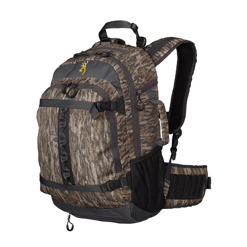 Browning Wicked Wing Back Pack in Mossy Oak Bottomland Color