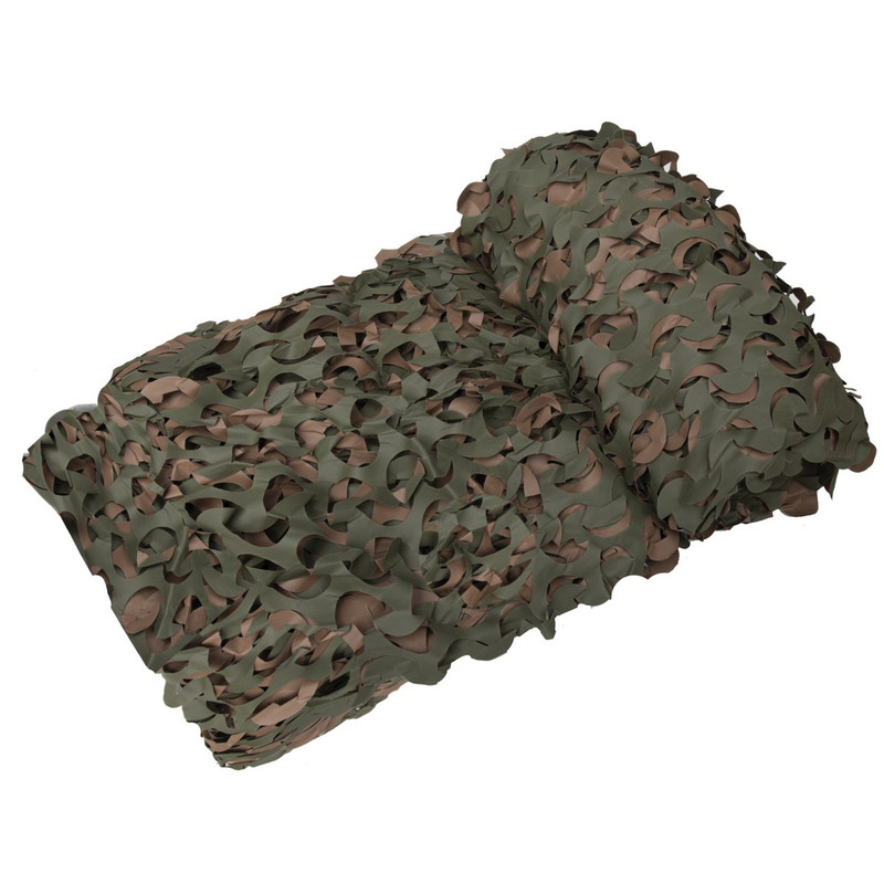 Camo Systems Specialty/Premium Series Ultra-Lite Netting in Green Brown Color