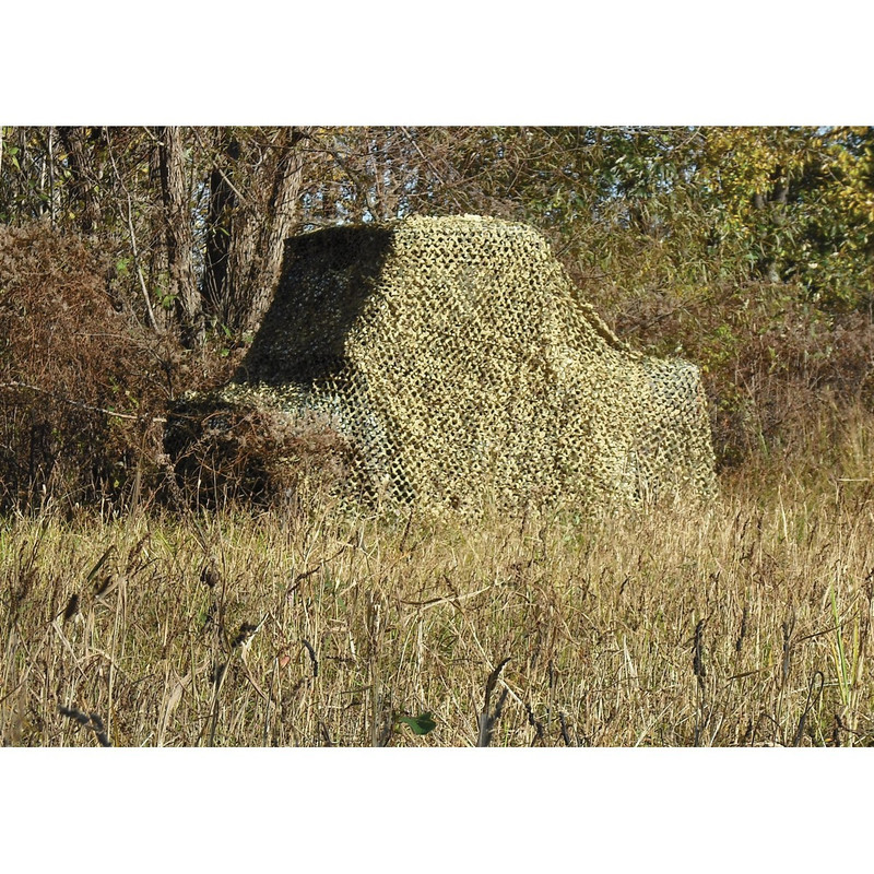 Camo Systems Specialty/Premium Series Ultra-Lite Netting in Prairie Grass Color