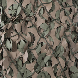 Camosystems Military Basic Series Camouflage Netting - Green/Brown - 10x10