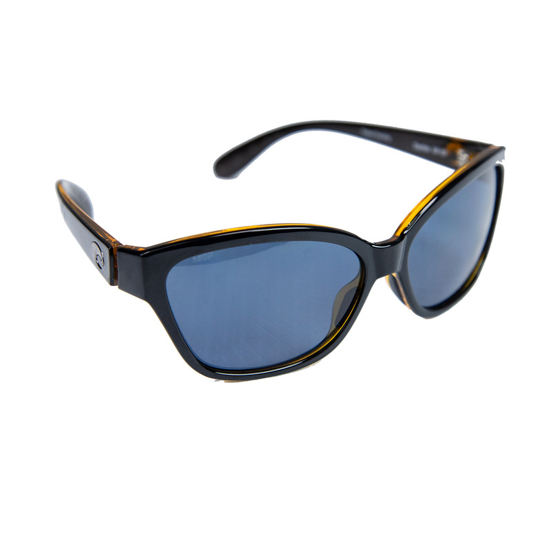 Costa Starfish Black Amber Frame Grey 580P