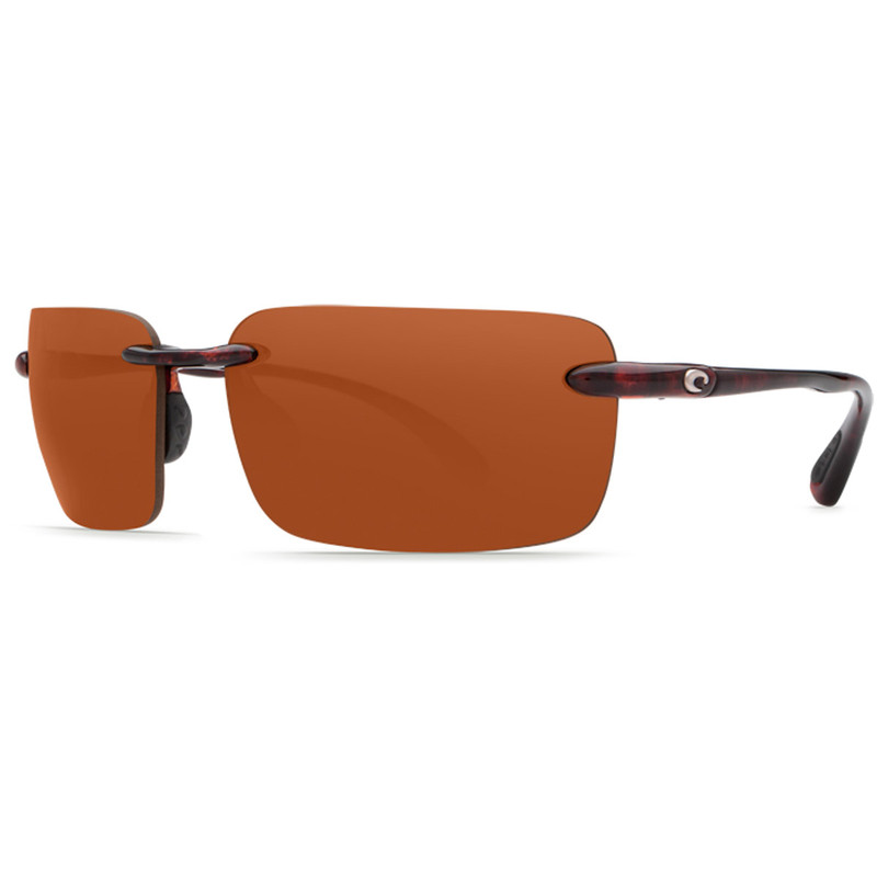Costa Cayan Tortoise Frame Copper Lens 580P