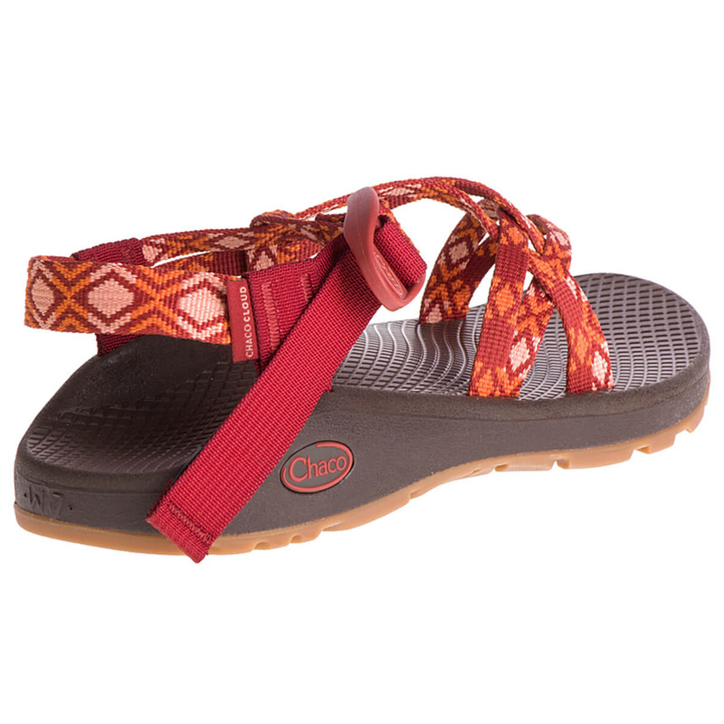 Chaco Women's Z Cloud X in Standard Peach Color