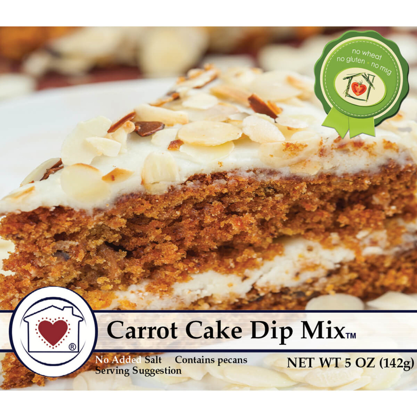 Country Home Creations Carrot Cake Dip/Spread Mix