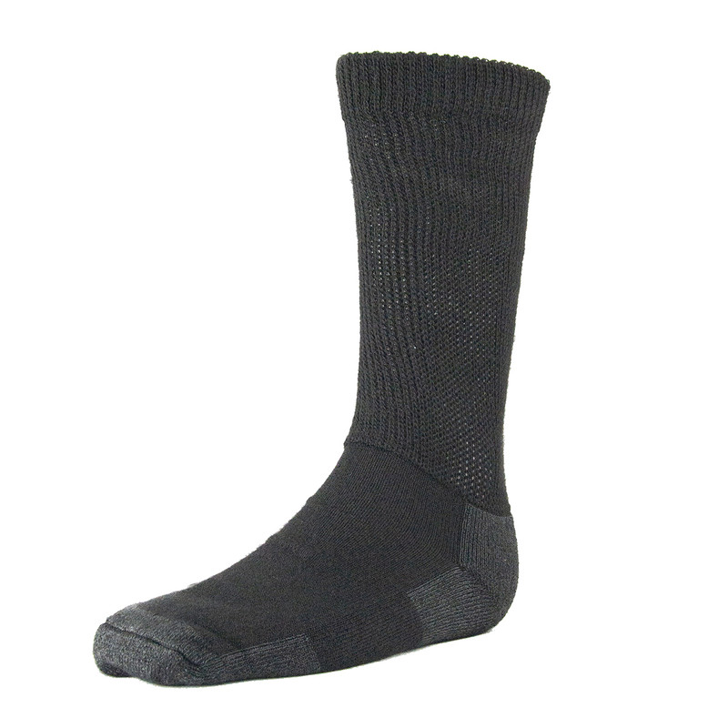 Carolina Ultimate Work Sock in Black Color