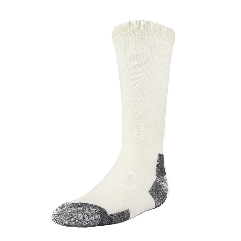 Carolina Ultimate Work Sock in Natural Color