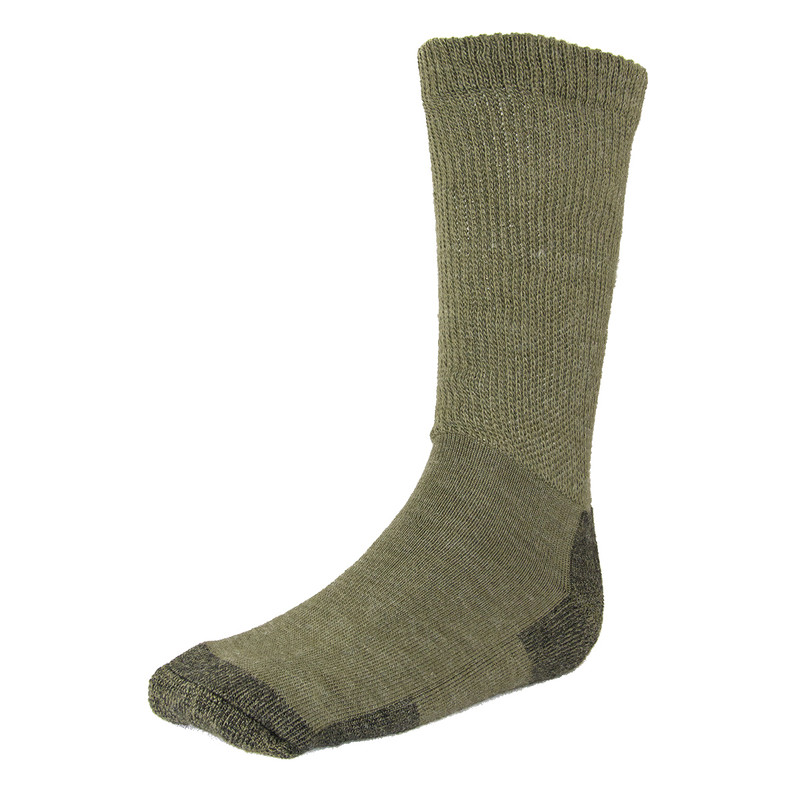 Carolina Ultimate Work Sock in Olive Color