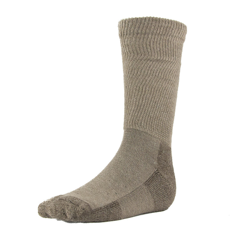 Carolina Ultimate Work Sock in Taupe Color