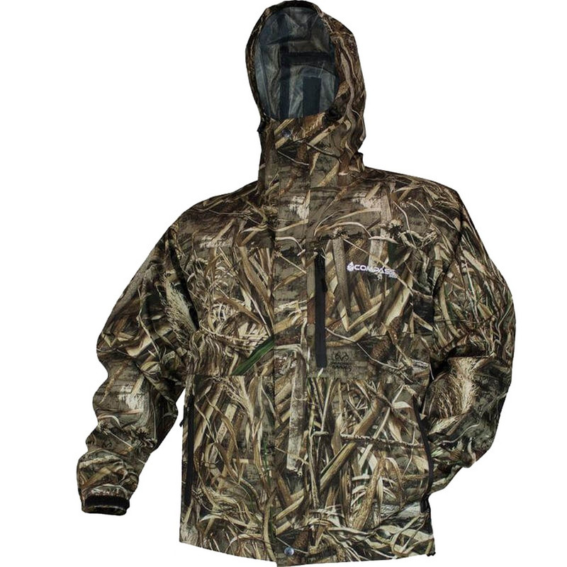 Compass 360 HydroTek Rain Jacket in Realtree Max 5 Color