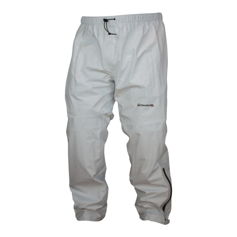 Compass 360 HydroTek Rain Pant in White Color