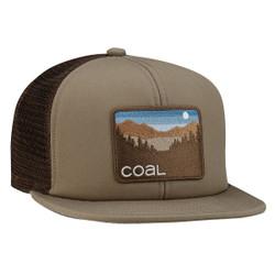 953efe3f8c2d9 Coal The Hauler Tucker Hat - Dark Khaki