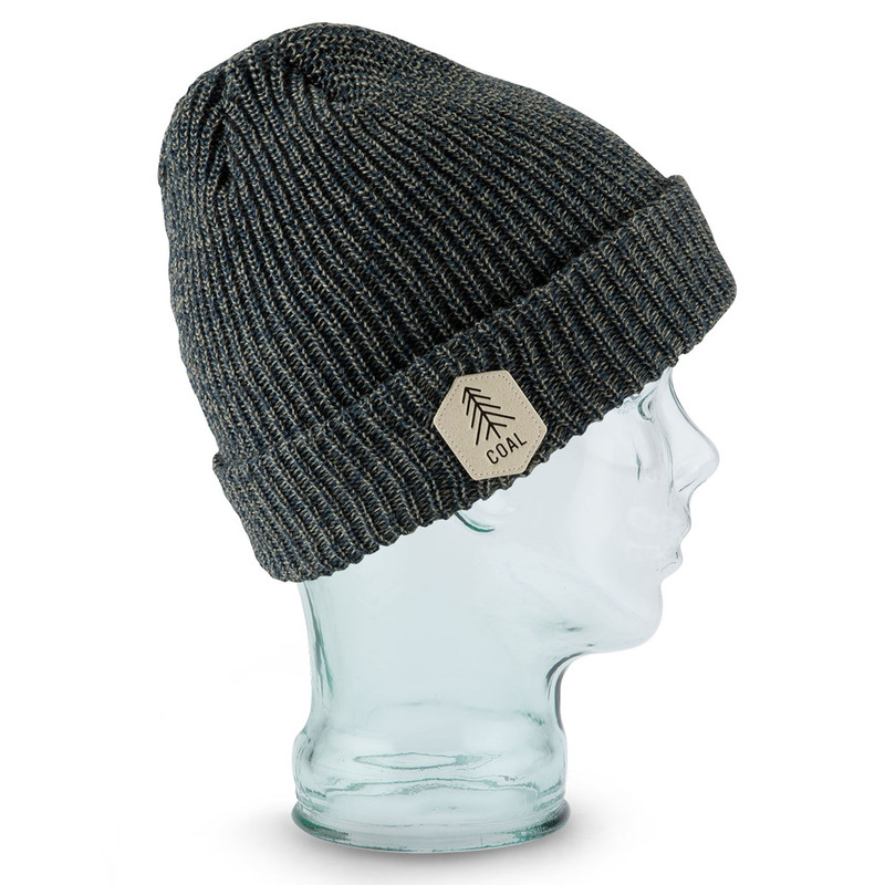 Coal The Scout Low Profile Beanie in Blue Color