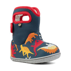 Bogs Baby Bogs Dino Rain Boots