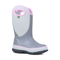 Bogs Slushie Solid Kid's Insulated Rain Boots