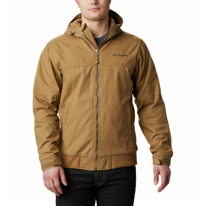 Columbia Men's Loma Vista Hooded Jacket in Delta Color