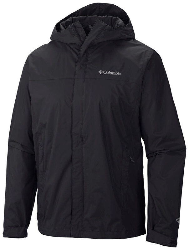 Columbia Men's Watertight II Jacket in Black Color
