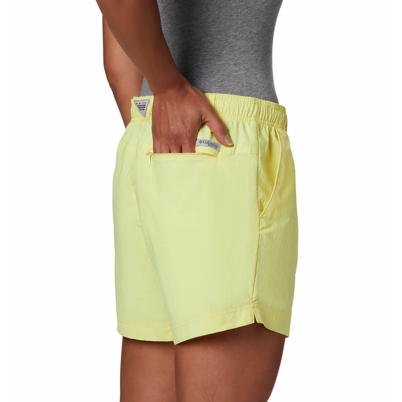 Columbia Women's Backcast Water Short in Sunnyside Color
