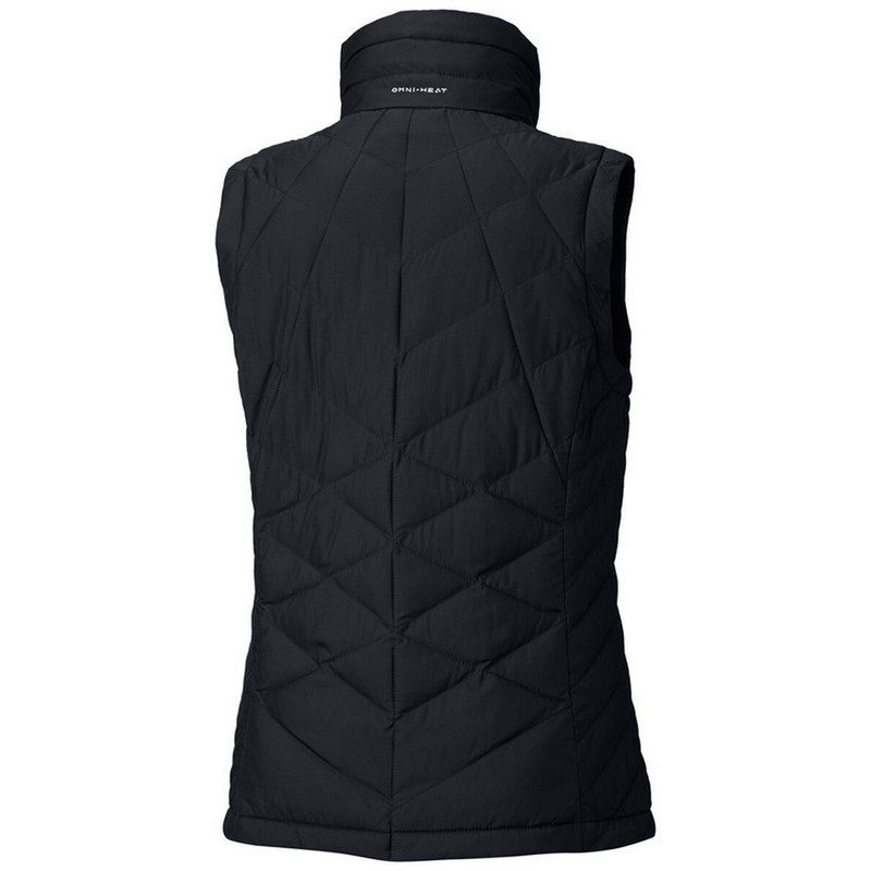 Columbia Women's Heavenly Vest in Black Color