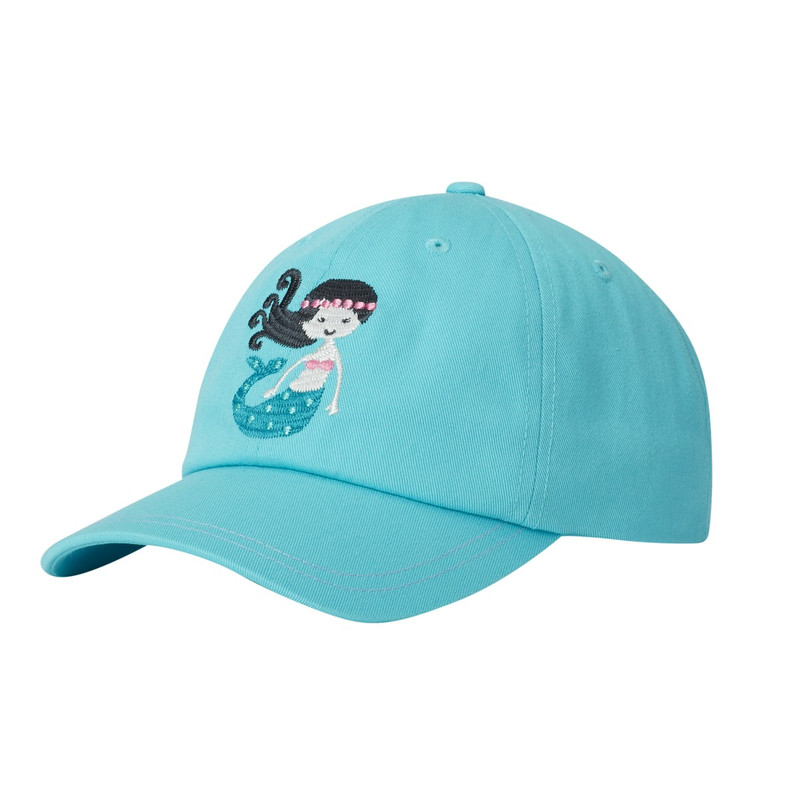 Columbia CSC Youth Ball Cap in Geyser Mermaid Color