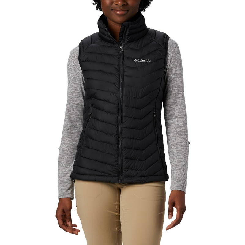 Columbia Women's Powder Lite Vest in Black Color