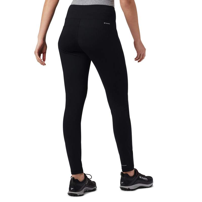 Columbia Women's Place to Place Highrise Legging in Black Color
