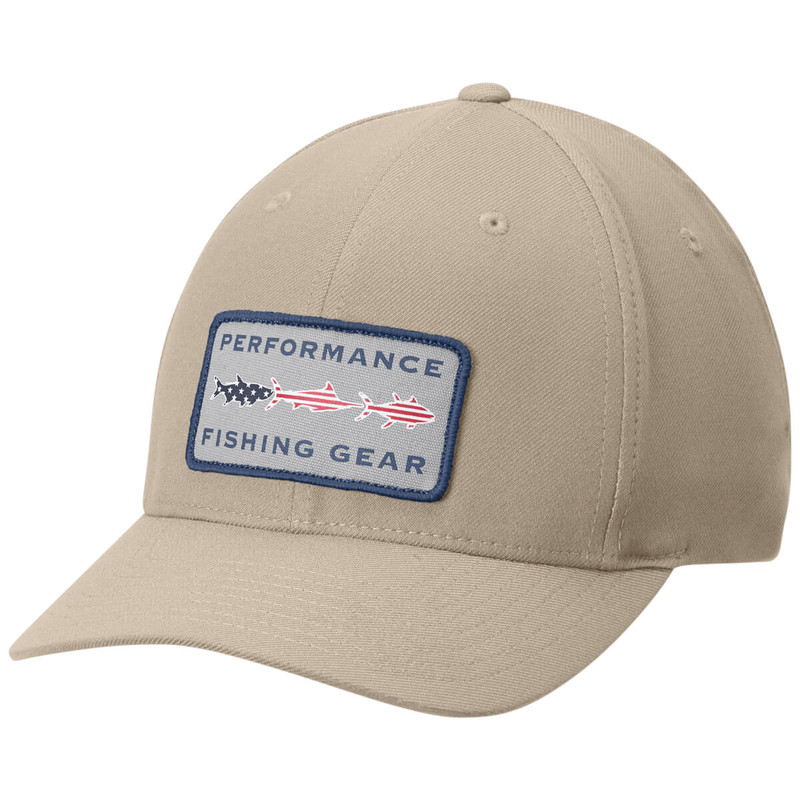 Columbia PFG Clearwater Hat in Fossil Color