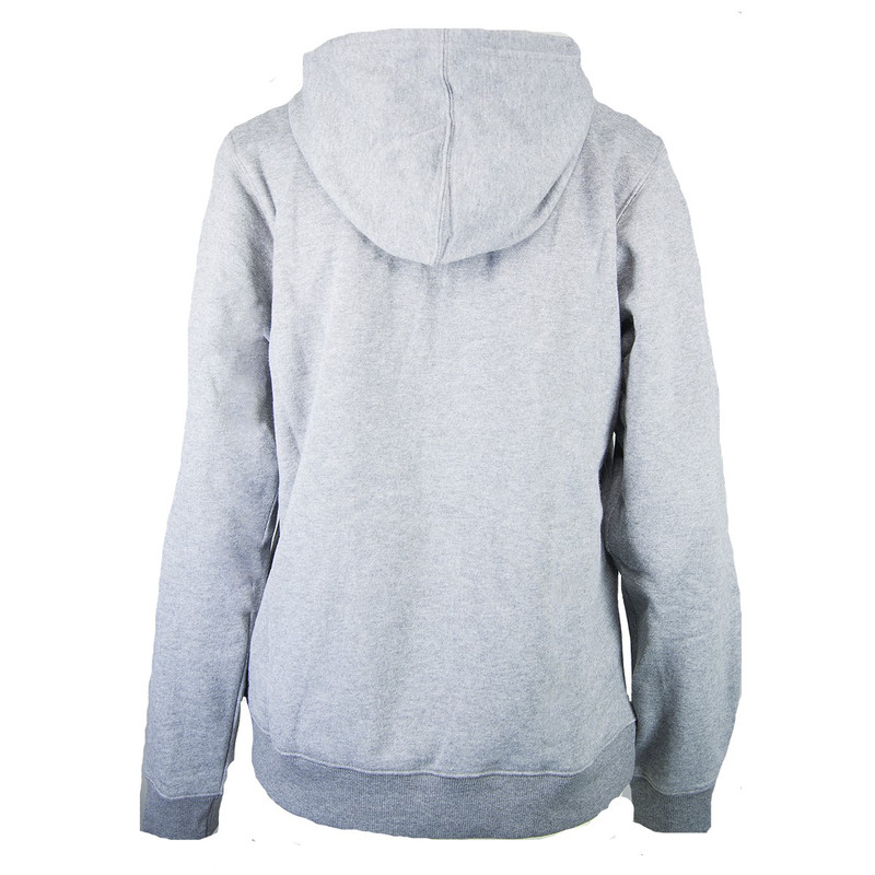 Columbia Hart Mountain Hoodie in Charcoal Heather Color