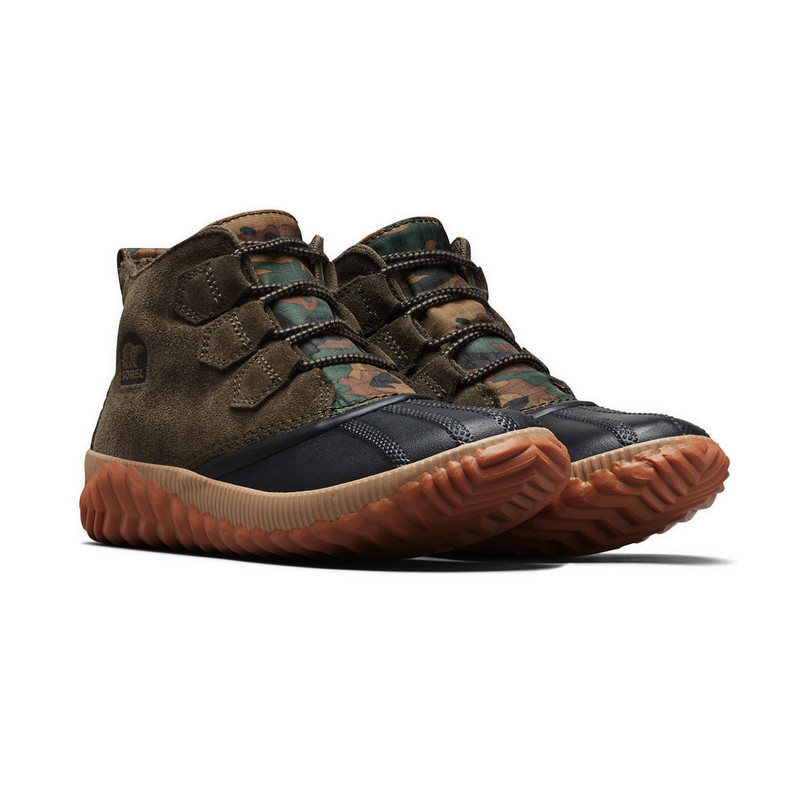 Sorel Women's Out N About Plus in Alpine Camo Color
