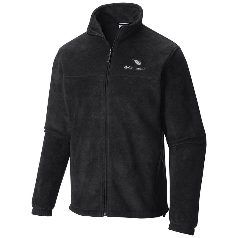 Columbia Steens Mountain Full Zip 2.0 in Black Color