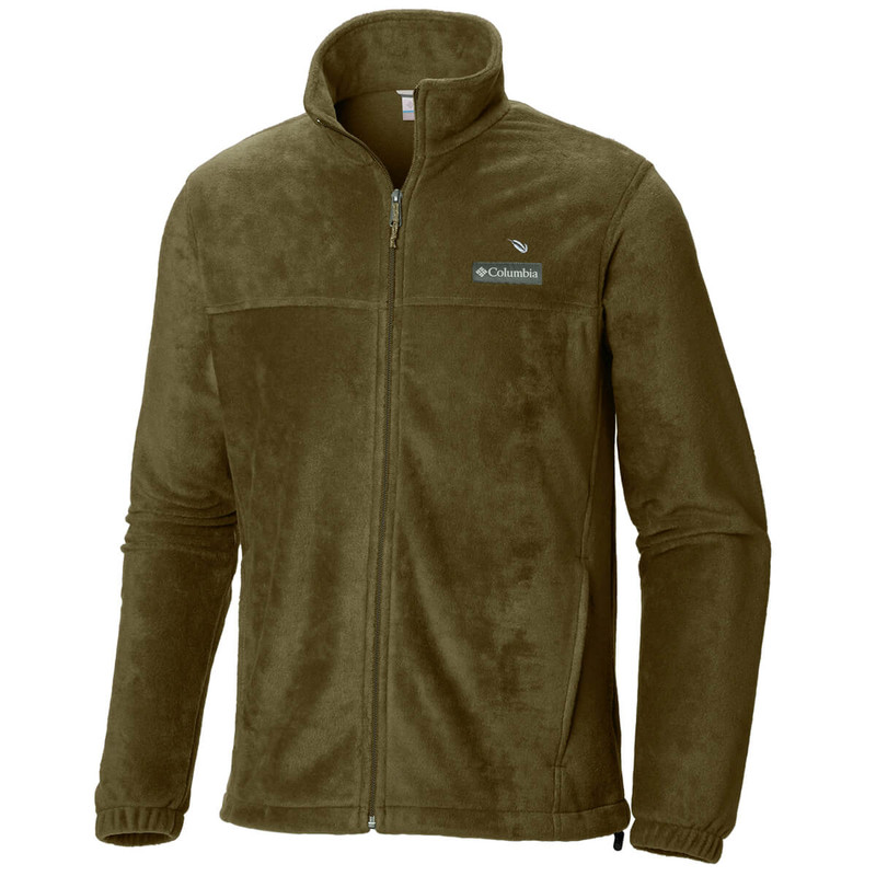 Columbia Steens Mountain Full Zip 2.0 in Olive Green Color