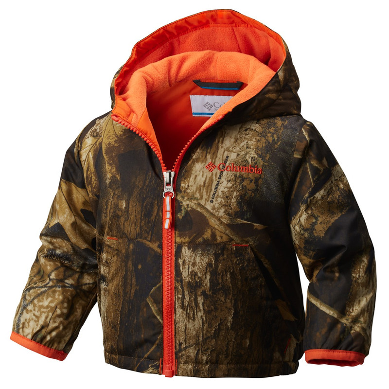 Columbia Kitterwibbit Jacket in Timberwolf Color