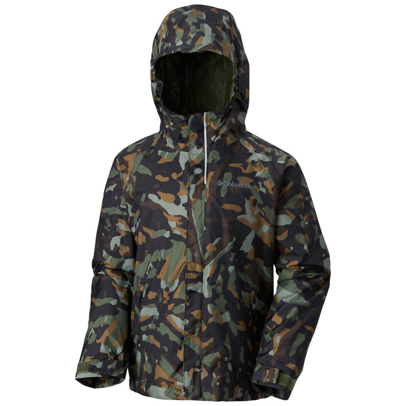 1d1b096c4cdaf Columbia Youth Fast And Curious Rain Jacket