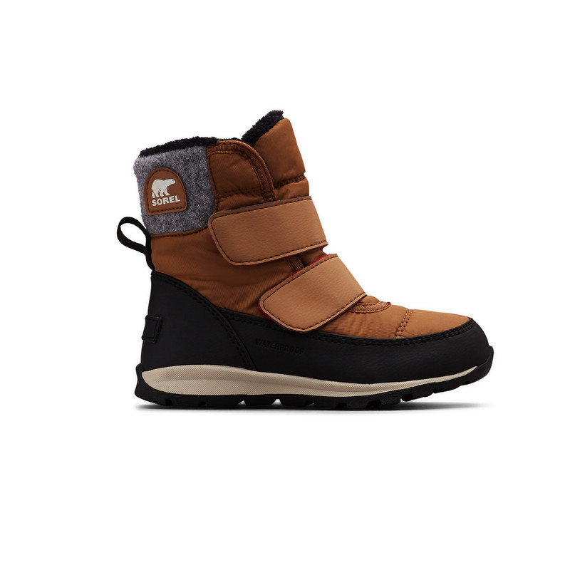 Sorel Children's Whitney Strap in Elk Color