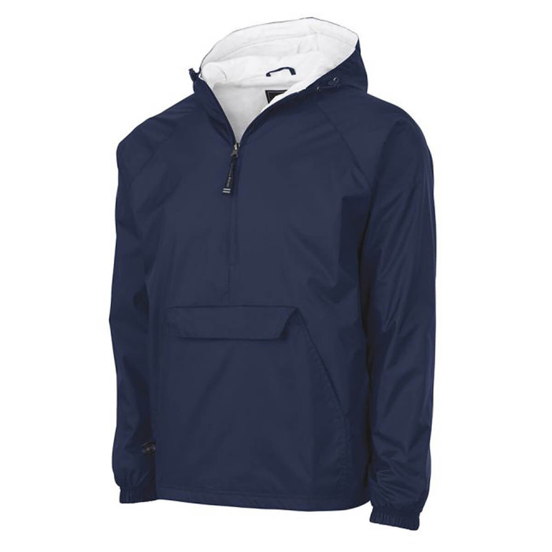 Charles River Classic Pullover in Navy Color
