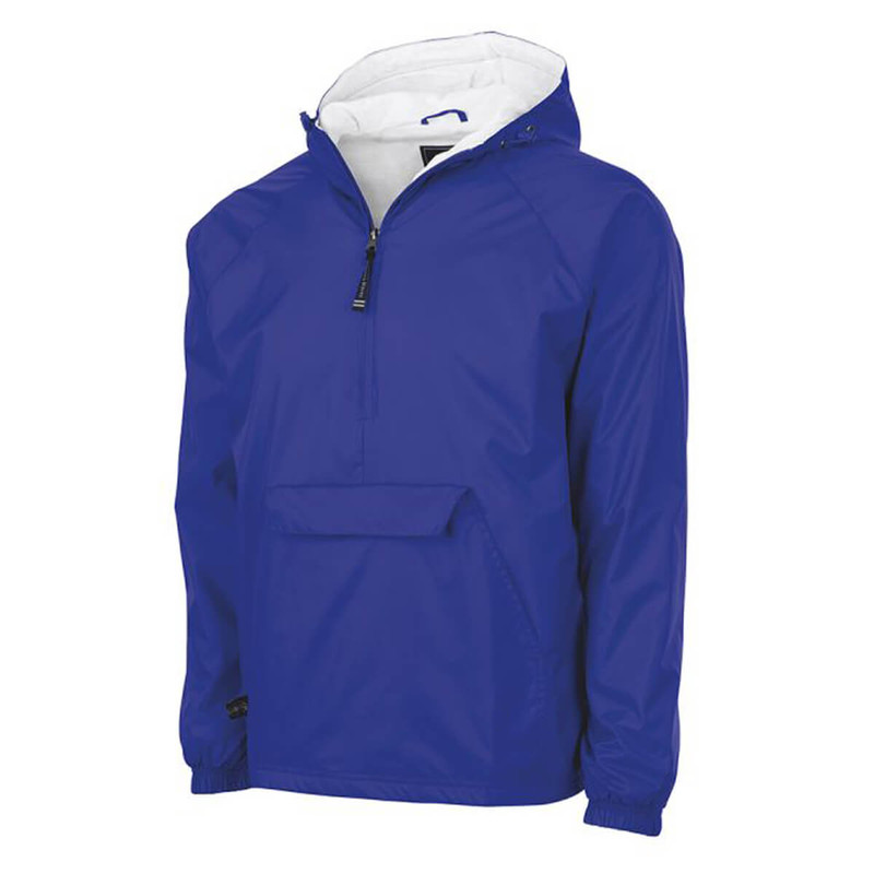 Charles River Classic Pullover in Royal Color