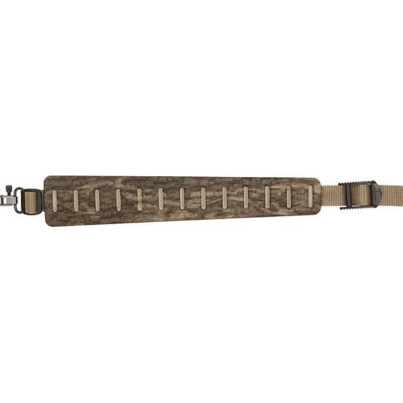 The Claw Rifle/Shotgun Sling in Mossy Oak Bottomland Color