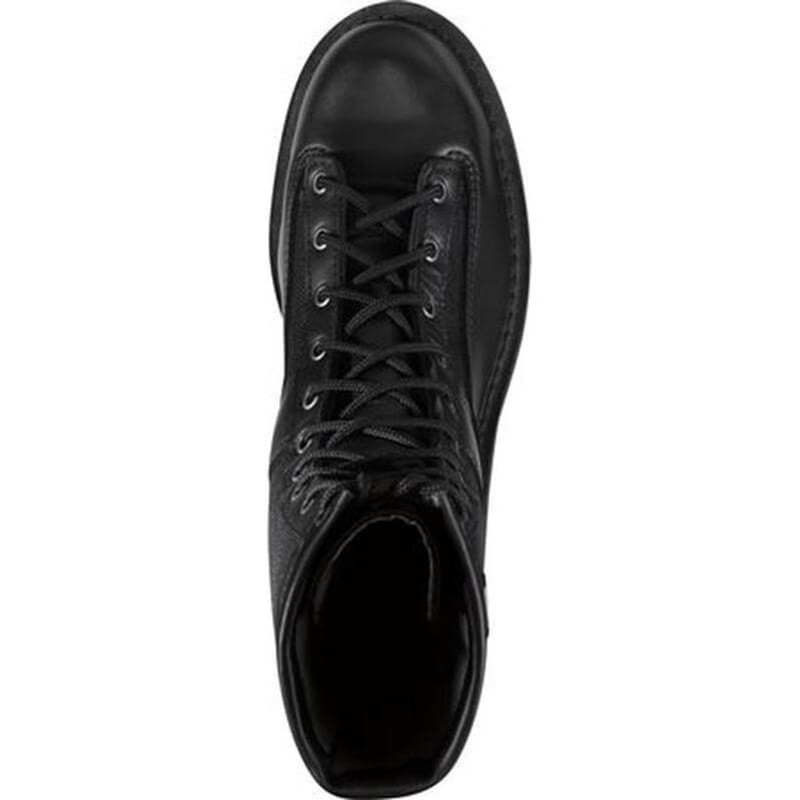 Danner Acadia 8 Inch Uniform Boot in Black Color